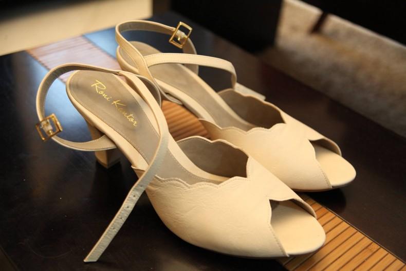 נעלי ערב עדינות של רוני קנטור