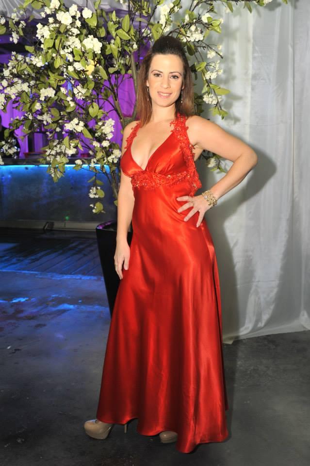שמלת ערב מדהימה מתאימה למידות 36-38