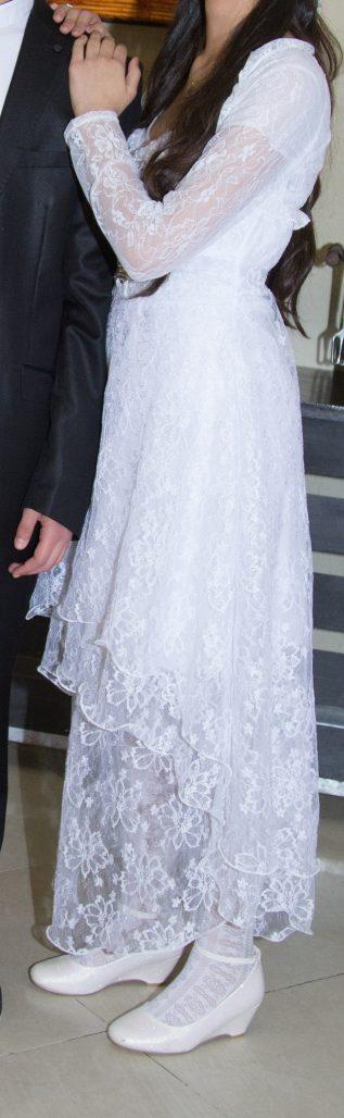 תמונות נוספות של שמלת בת מצווה