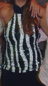 שמלת ערב מיני קולר