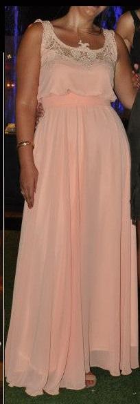 שמלה מהממת נתפרה אצל תופרת