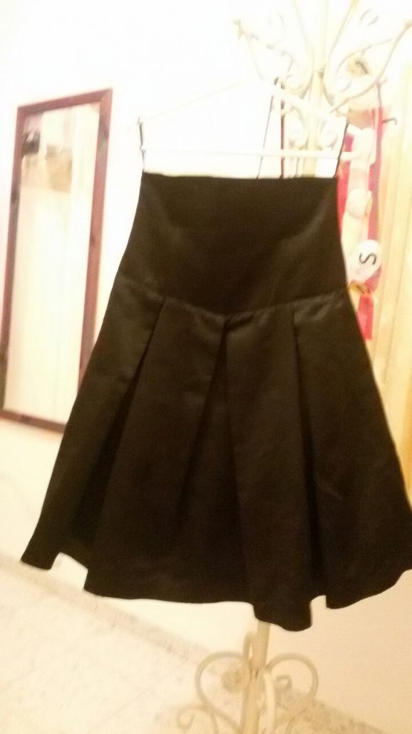 תמונות נוספות של חצאית שחורה מאוד מיוחדת