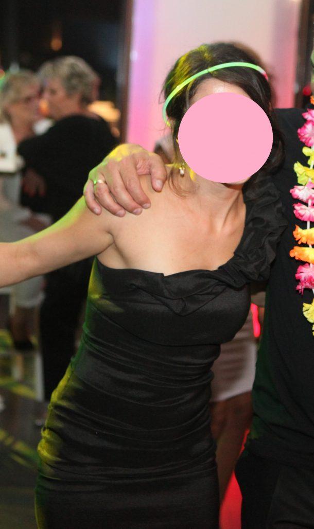 תמונות נוספות של שמלת ערב מידה 34