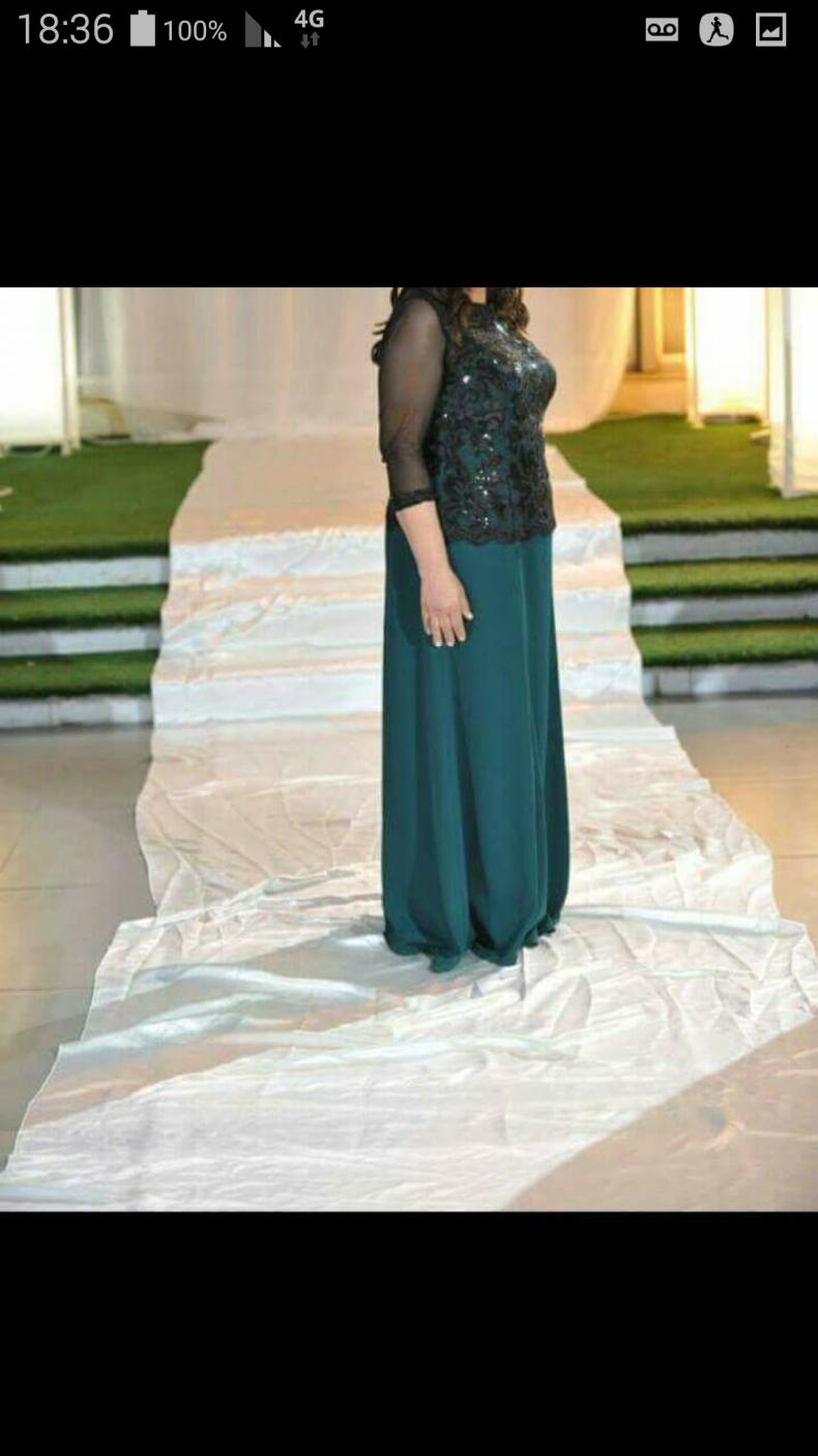 שמלת ערב -אמא של הכלה
