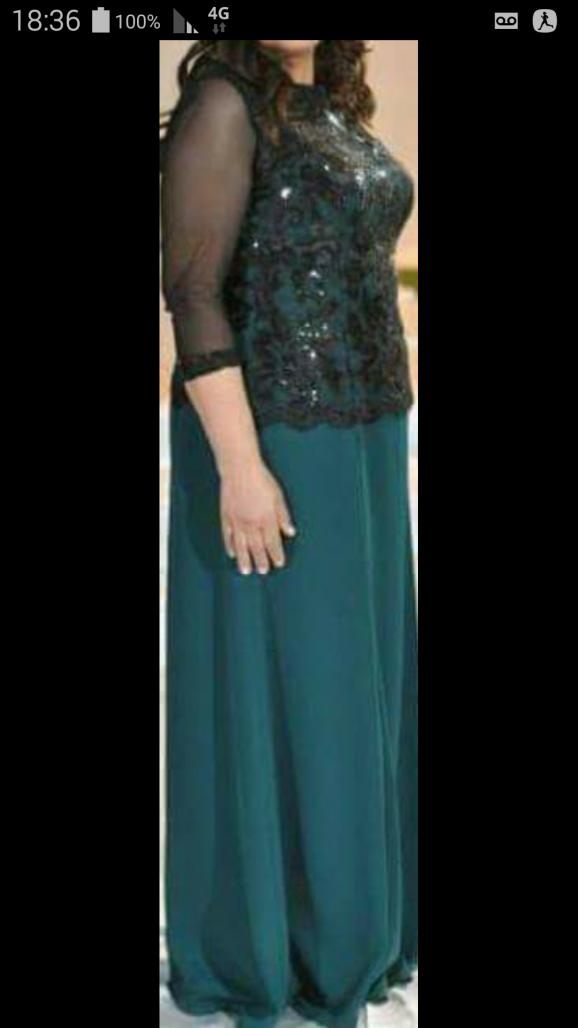 תמונות נוספות של שמלת ערב -אמא של הכלה