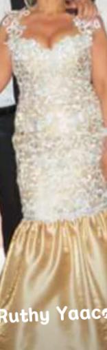 תמונות נוספות של שמלת ערב לחתונה של הבת