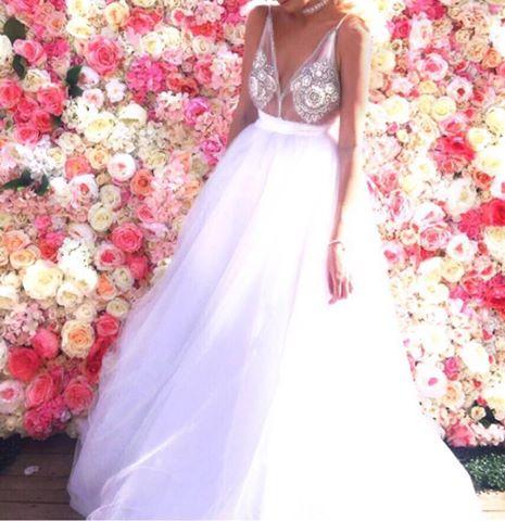 שמלת כלה יפייפיה במחיר שפוי