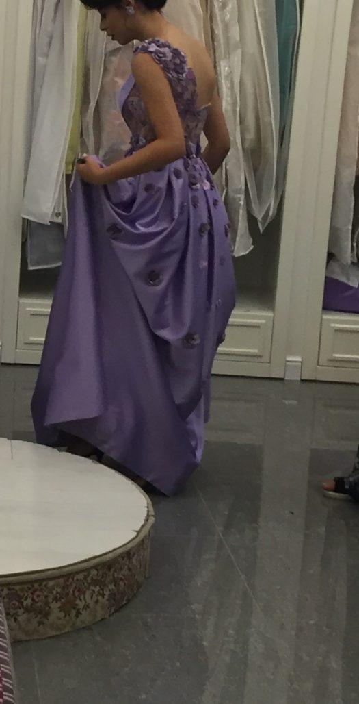 תמונות נוספות של שמלה בעיצוב אישי