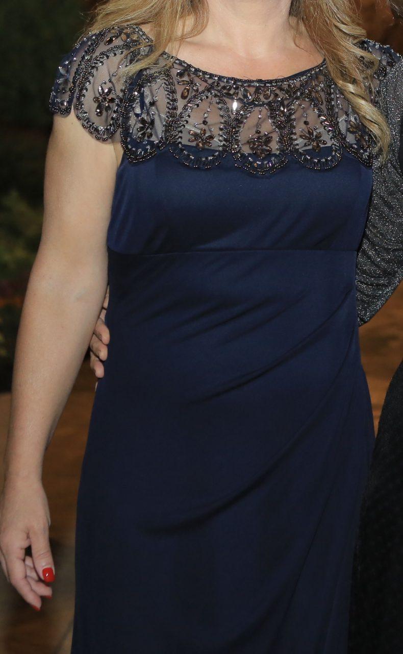 שמלת ערב של בן צור