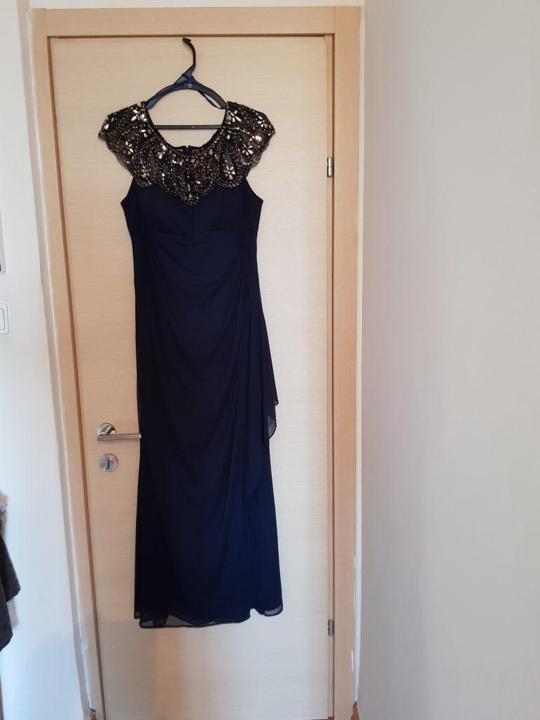 תמונות נוספות של שמלת ערב של בן צור