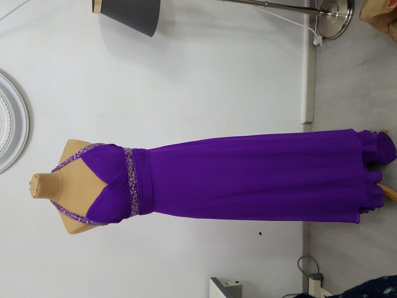 תמונות נוספות של שמלת ערב עדינה ומרשימה
