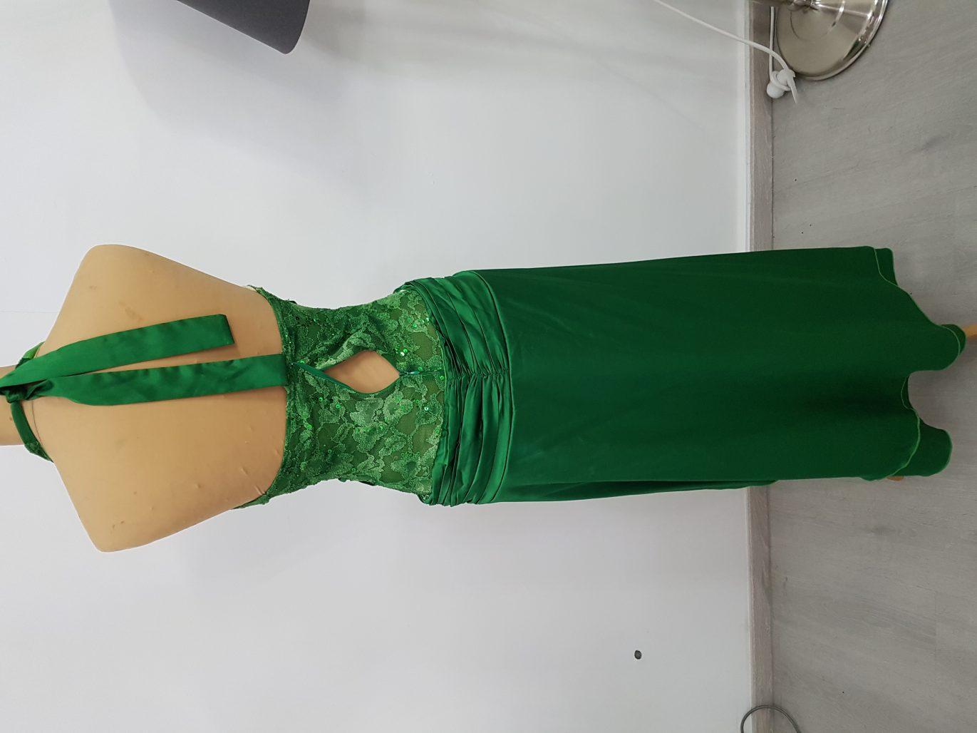 תמונות נוספות של שמלת ערב סקסית אש