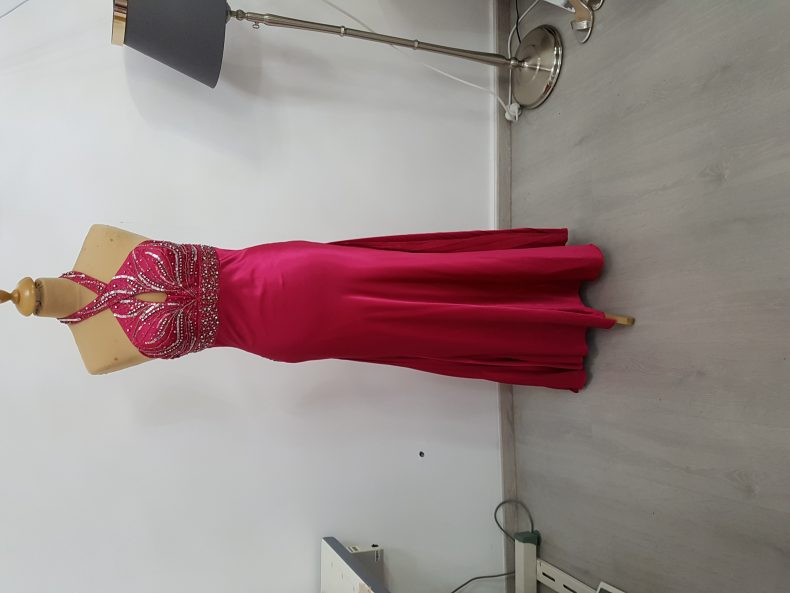 שמלת ערב יוקרתית וסקסית
