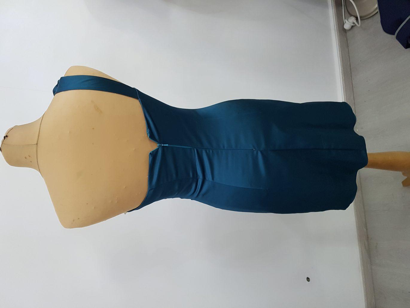 תמונות נוספות של שמלת ערב קצרה