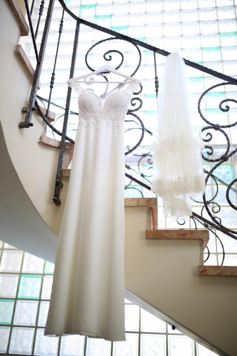 שמלת כלה מדהימה בסגנון קלאסי
