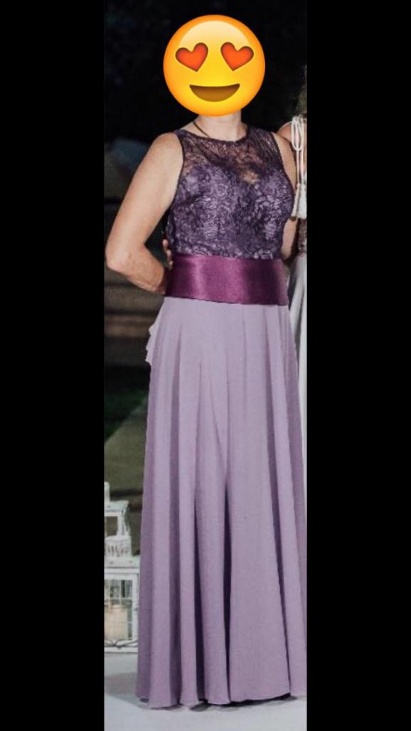 שמלת ערב מיוחדת ומהממת מתאימה לאמא של כלה