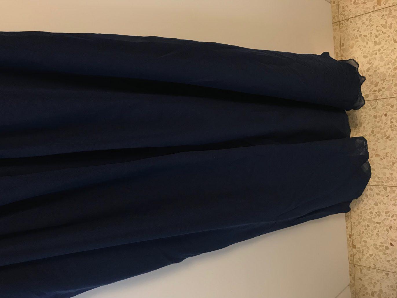 תמונות נוספות של שמלת ערב/ נשף כחולה