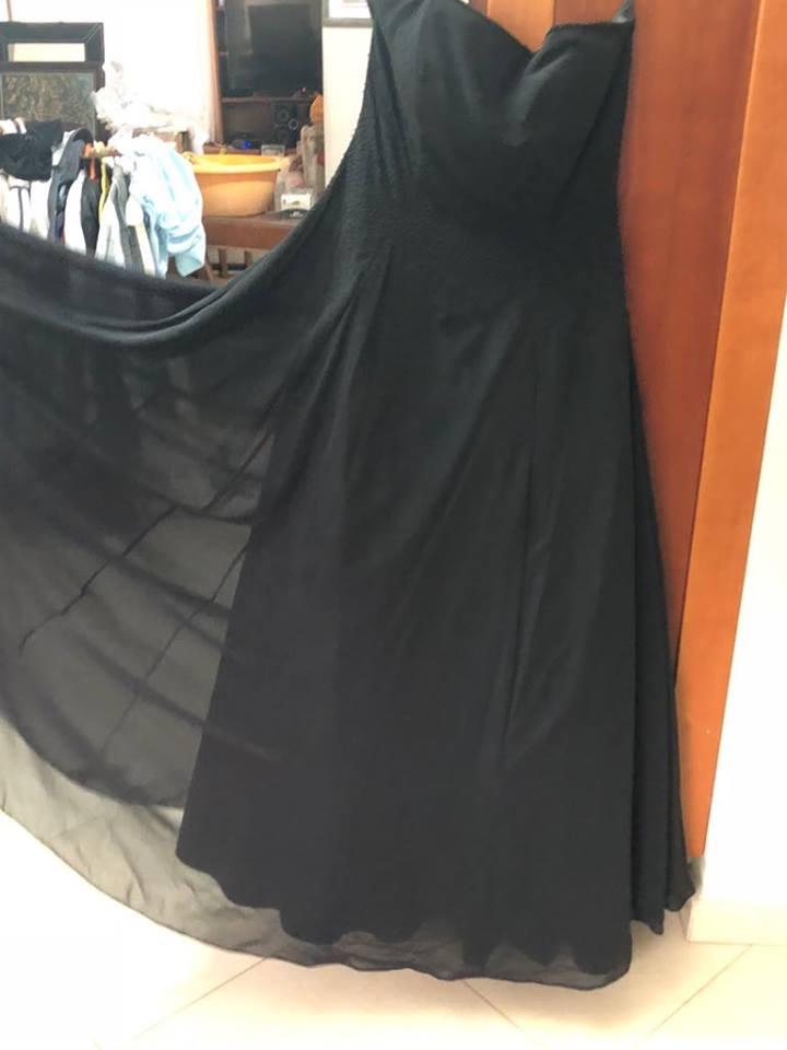 תמונות נוספות של שמלת ערב מפוארת ממעצבת