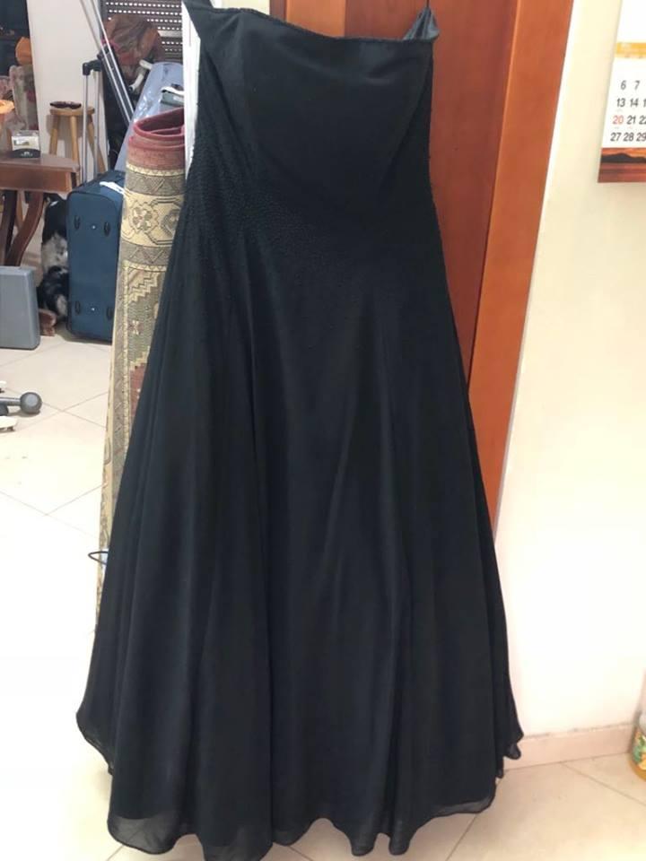 שמלת ערב מפוארת ממעצבת