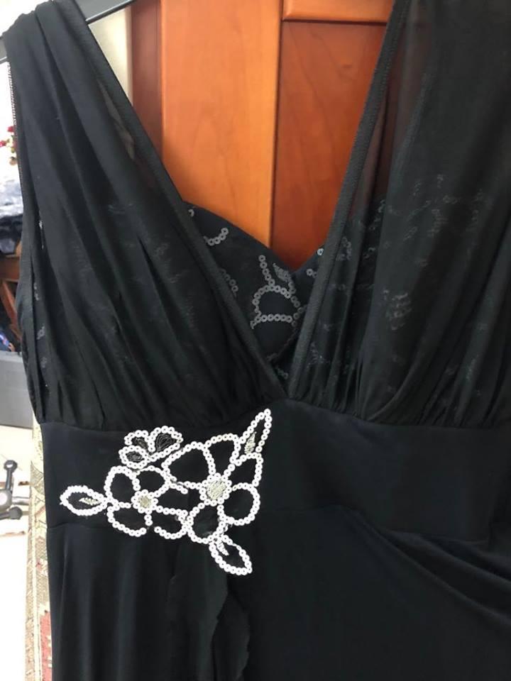 שמלת מעצב שנרכשה ב TAGORI תל אביב . נילבשה פעם אחת !!