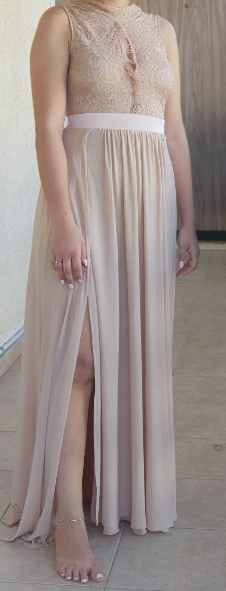 2 שמלות ערב מידה s