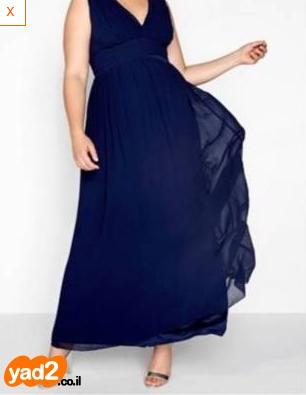 שמלת ערב מהממת