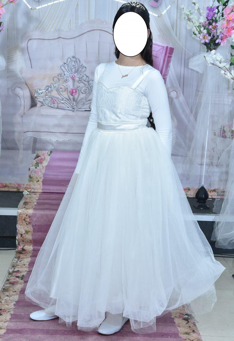 שמלת שושבינה/בת מצוה