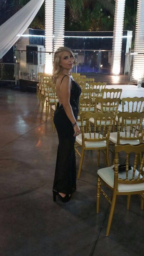 תמונות נוספות של שמלת ערב מושלמת