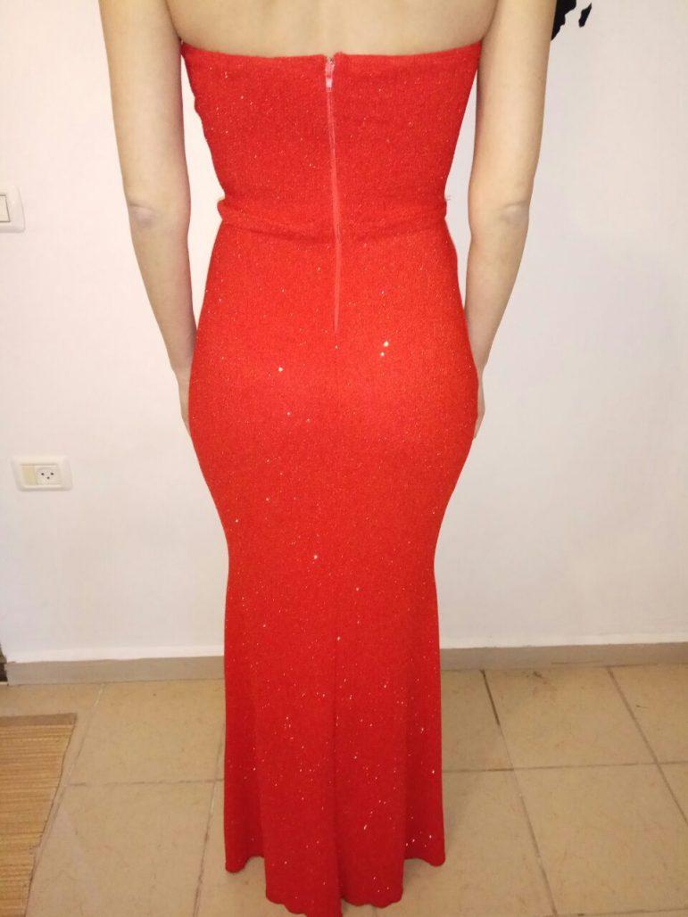 תמונות נוספות של שמלת ערב מרשימה
