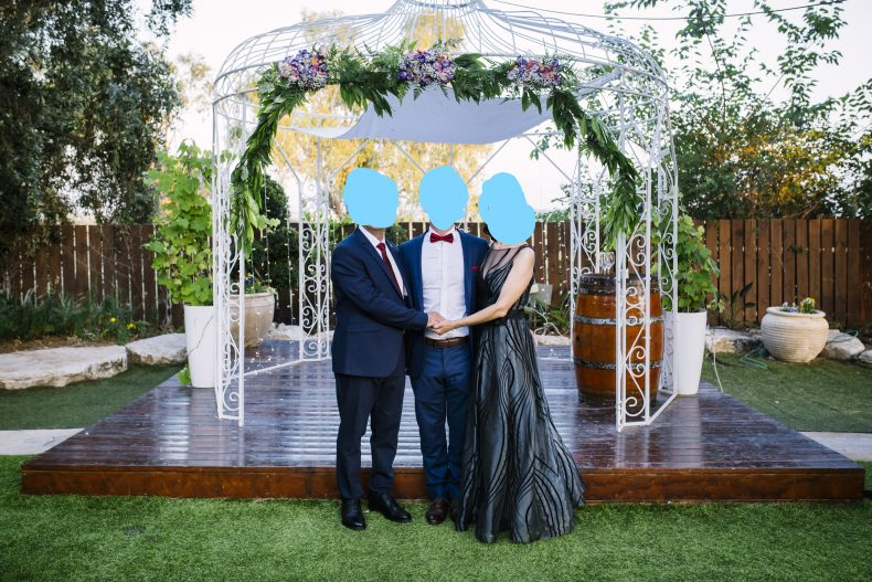 שמלה לאמא של החתן/כלה