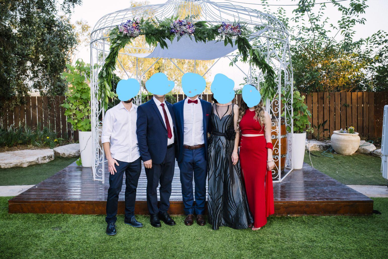 תמונות נוספות של שמלה לאמא של החתן/כלה