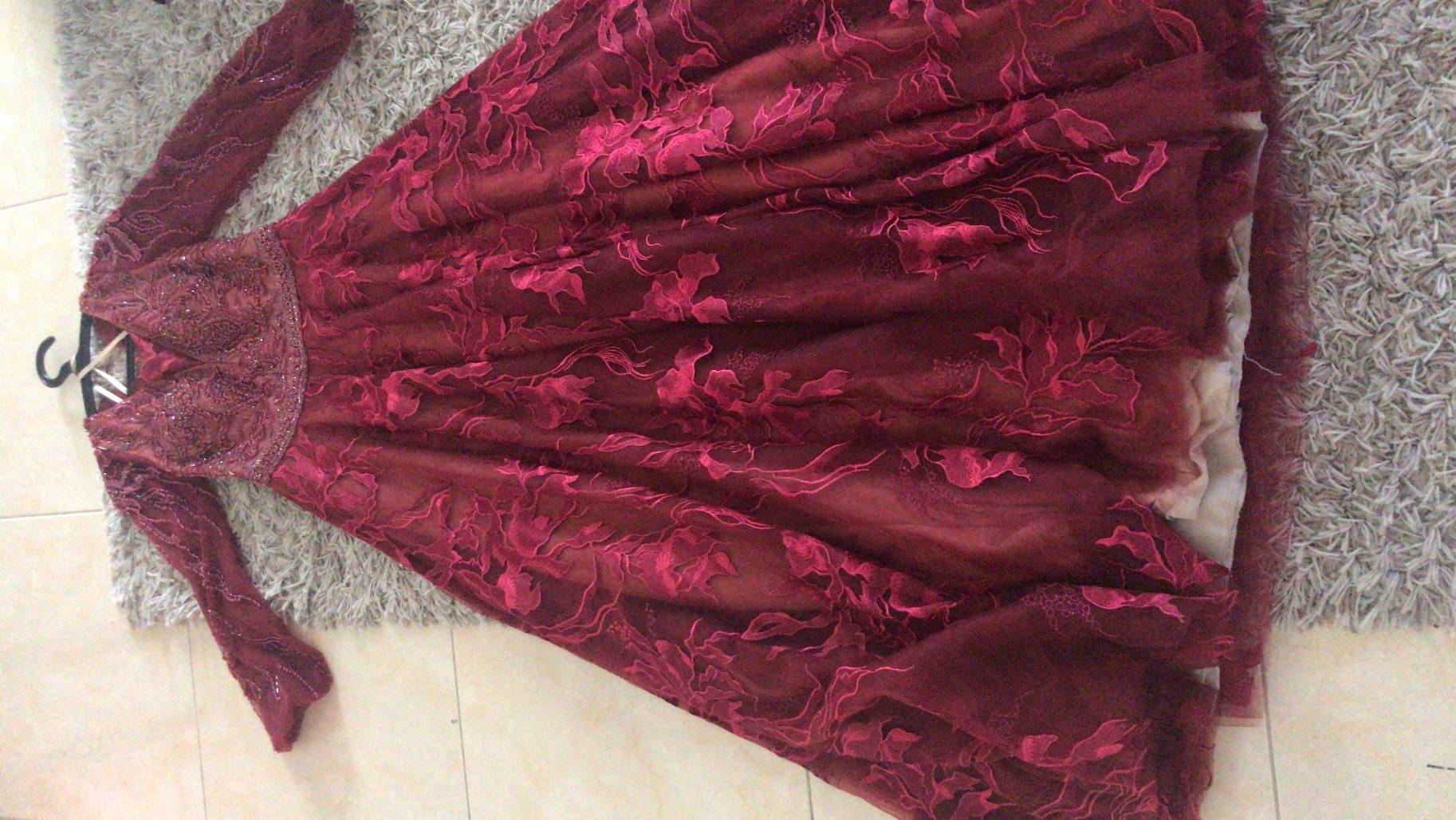 תמונות נוספות של שמלת ערב מפוארת