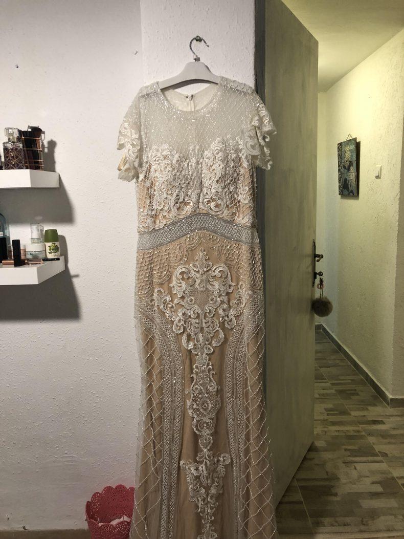 שמלת ערב מפוארת