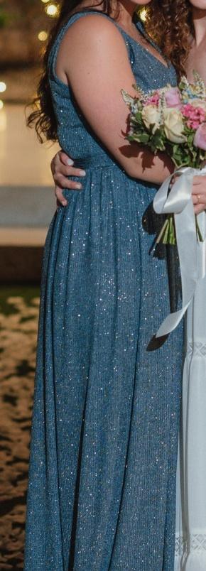 תמונות נוספות של שמלת ערב לאחות של הכלה או מלווה או נשף