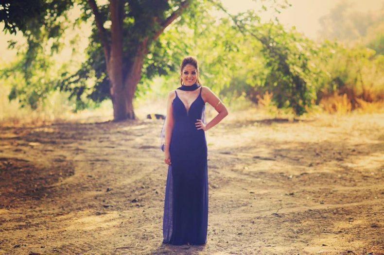 שמלת ערב בתפירה אישית
