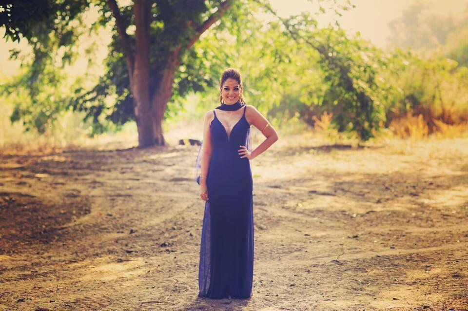 תמונות נוספות של שמלת ערב בתפירה אישית