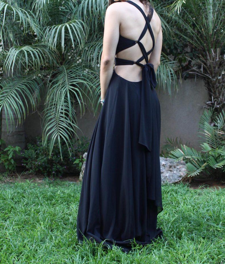 שמלת ערב מהממת ממעצב