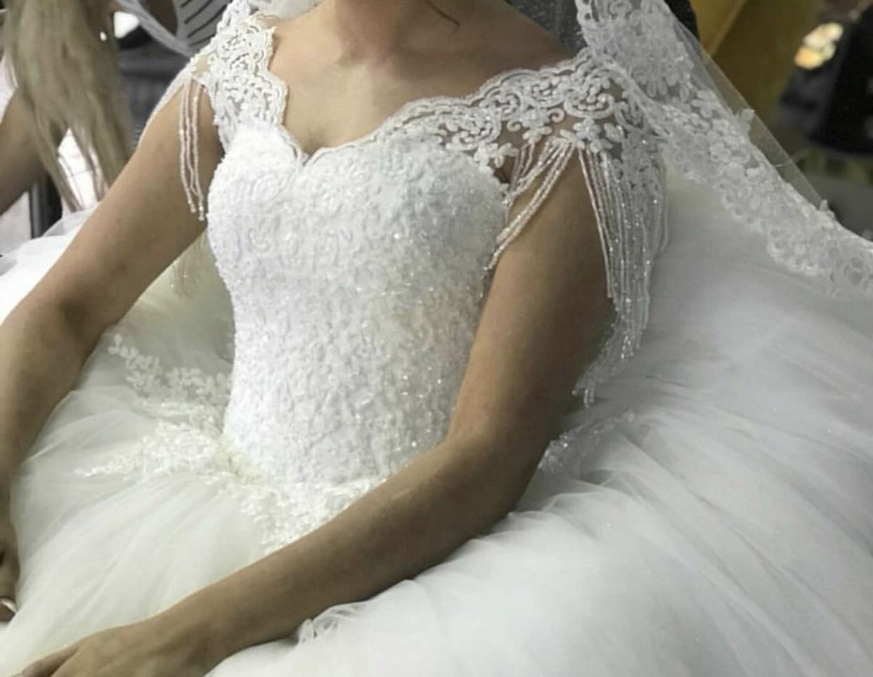 תמונות נוספות של שמלה כלה יוקרתית !