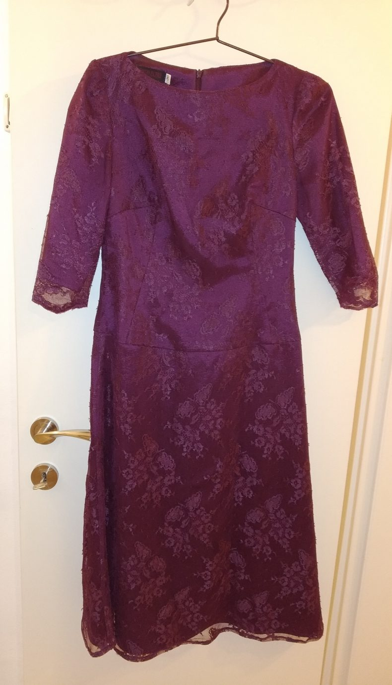 שמלת ערב של נעמה בצלאל
