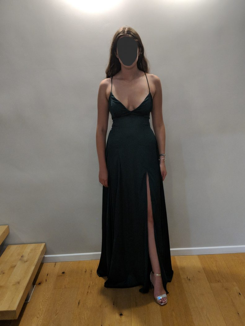 שמלת ערב/נשף חדשה לגמרי
