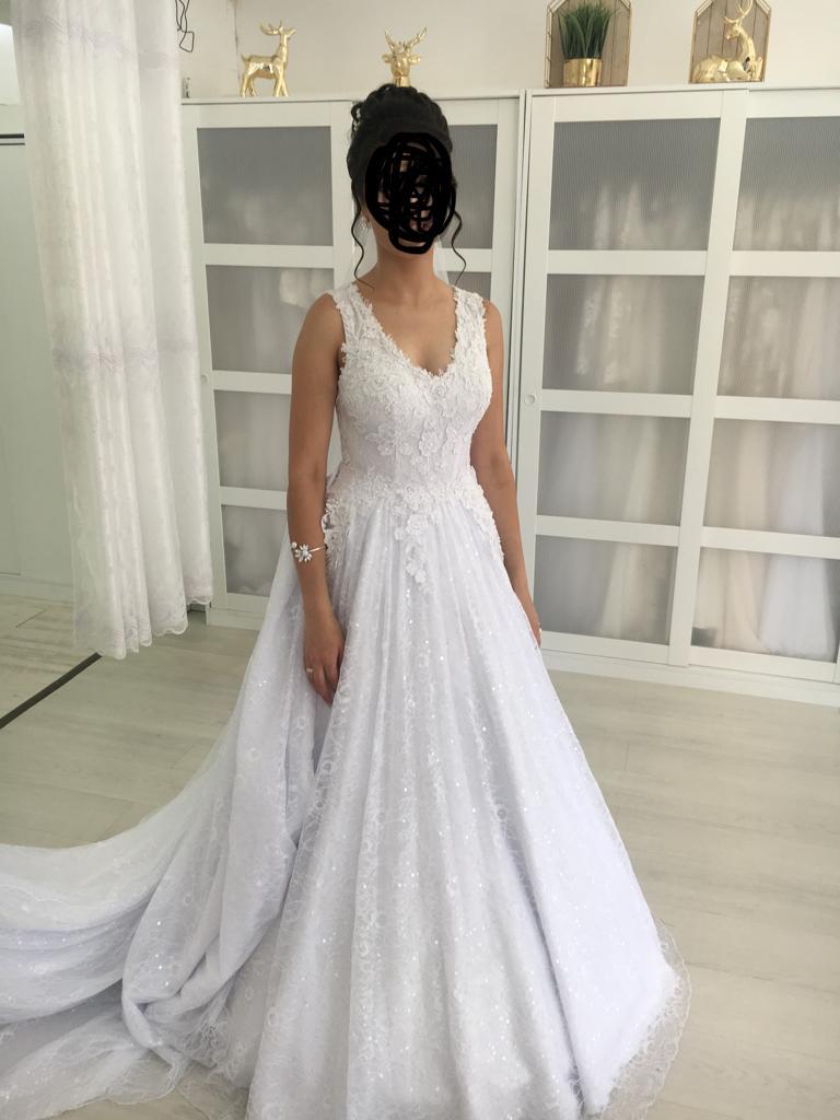 תמונות נוספות של שמלת כלה למכירה