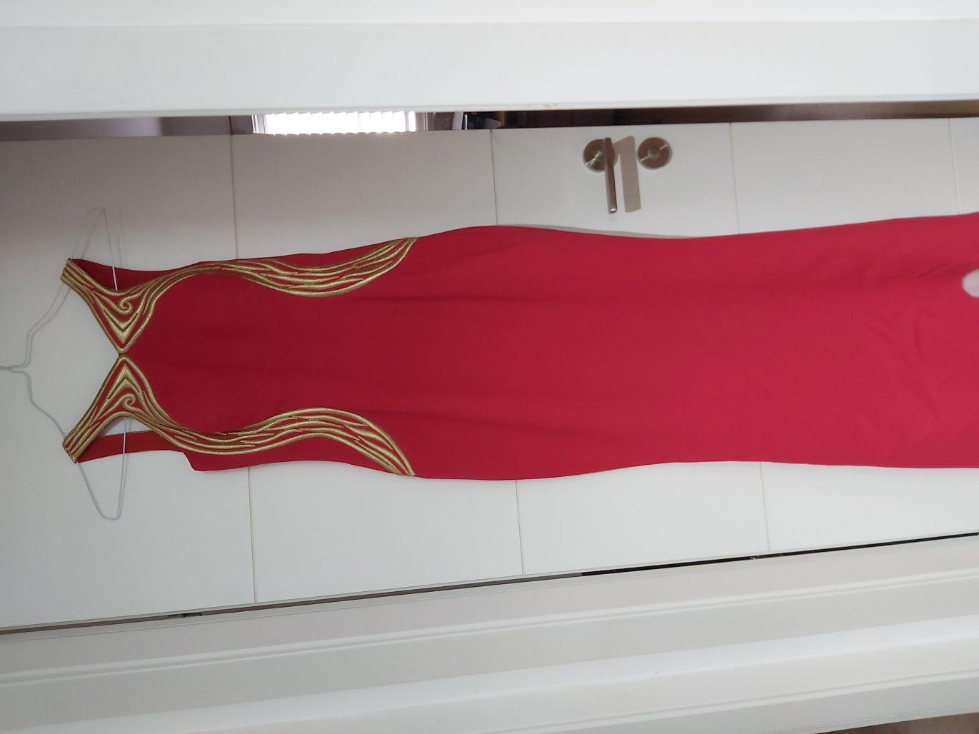 תמונות נוספות של שמלת ערב -מקסי