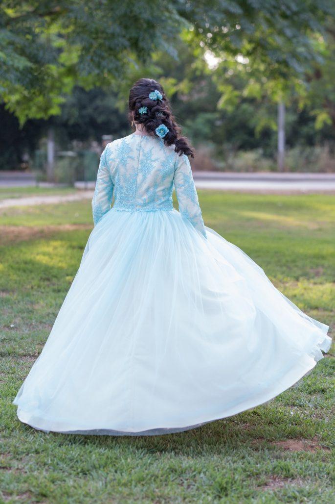 תמונות נוספות של שמלה לנערות
