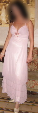 שמלת ערב מדהימה
