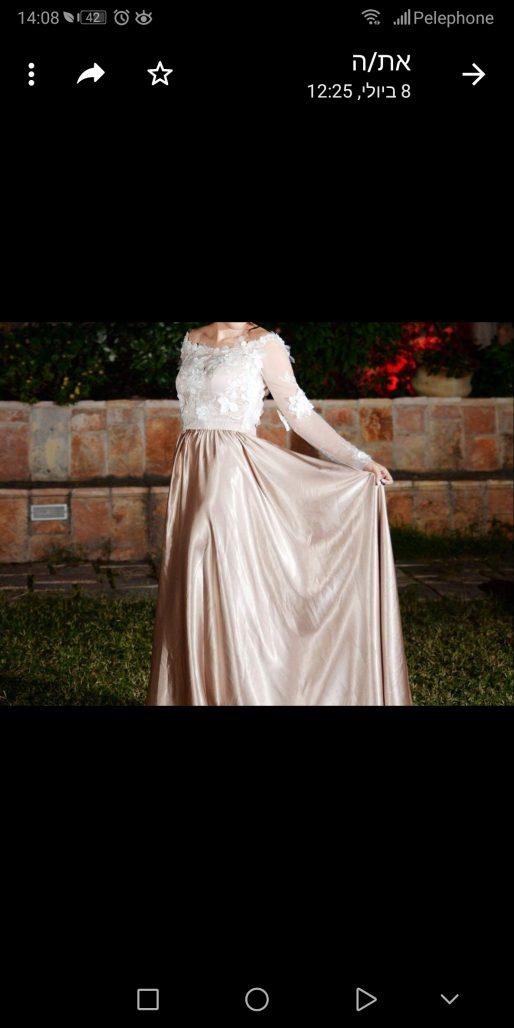 תמונות נוספות של שמלה מידה 38
