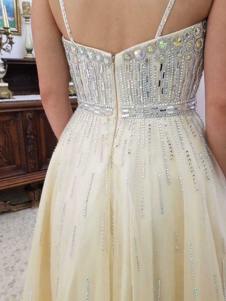 תמונות נוספות של שמלת ערב מקסי