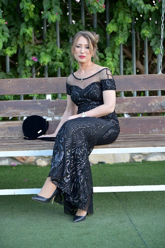 תמונות נוספות של נמכרת שמלת ערב!!