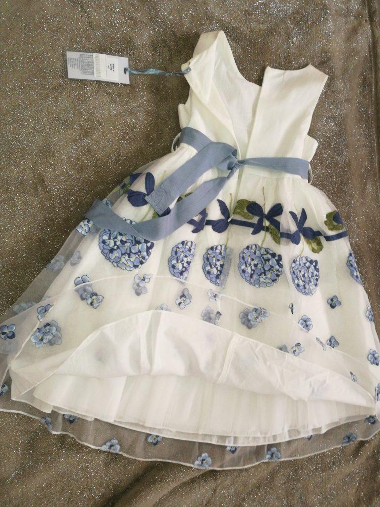תמונות נוספות של שמלת ילדות חגיגית