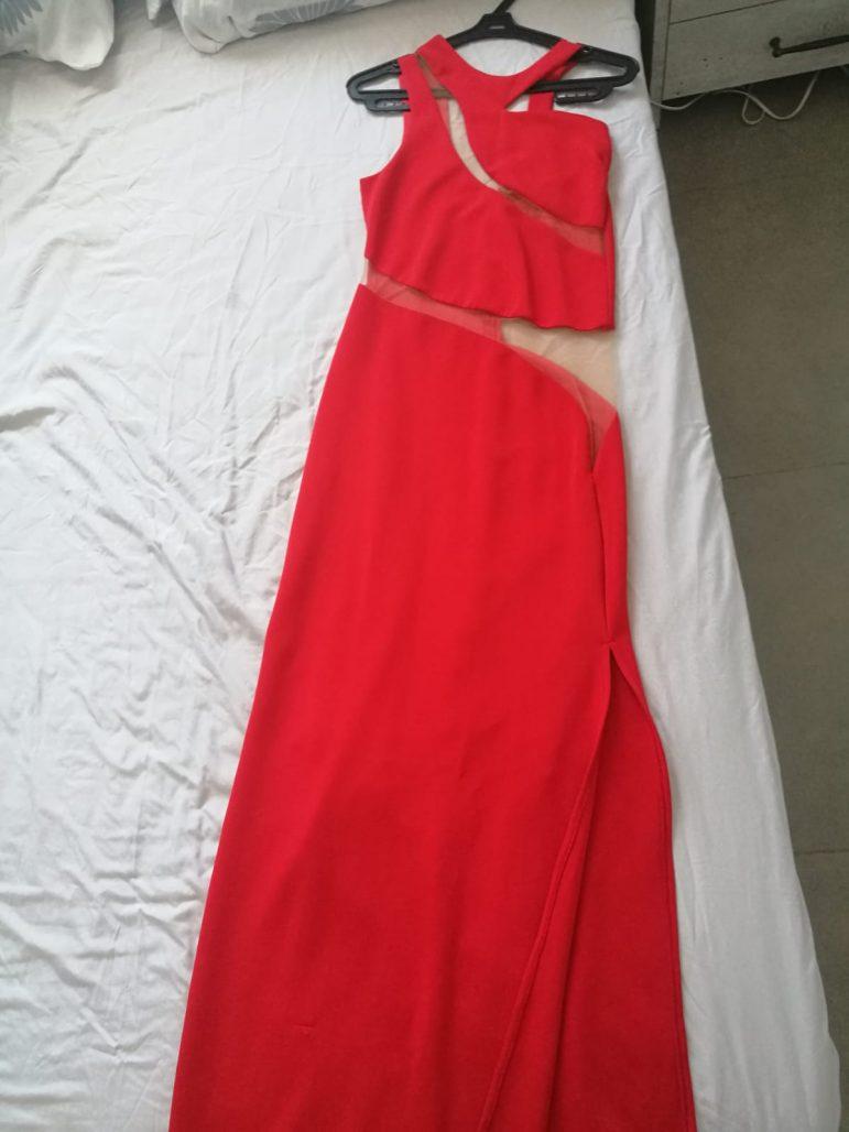 תמונות נוספות של שמלת ערב של גליתא