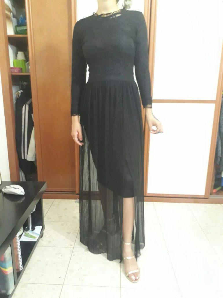 תמונות נוספות של שמלת ערב הורסתתת